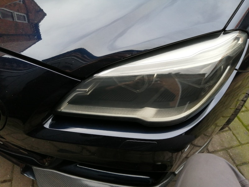 Car light tinting in Solihull